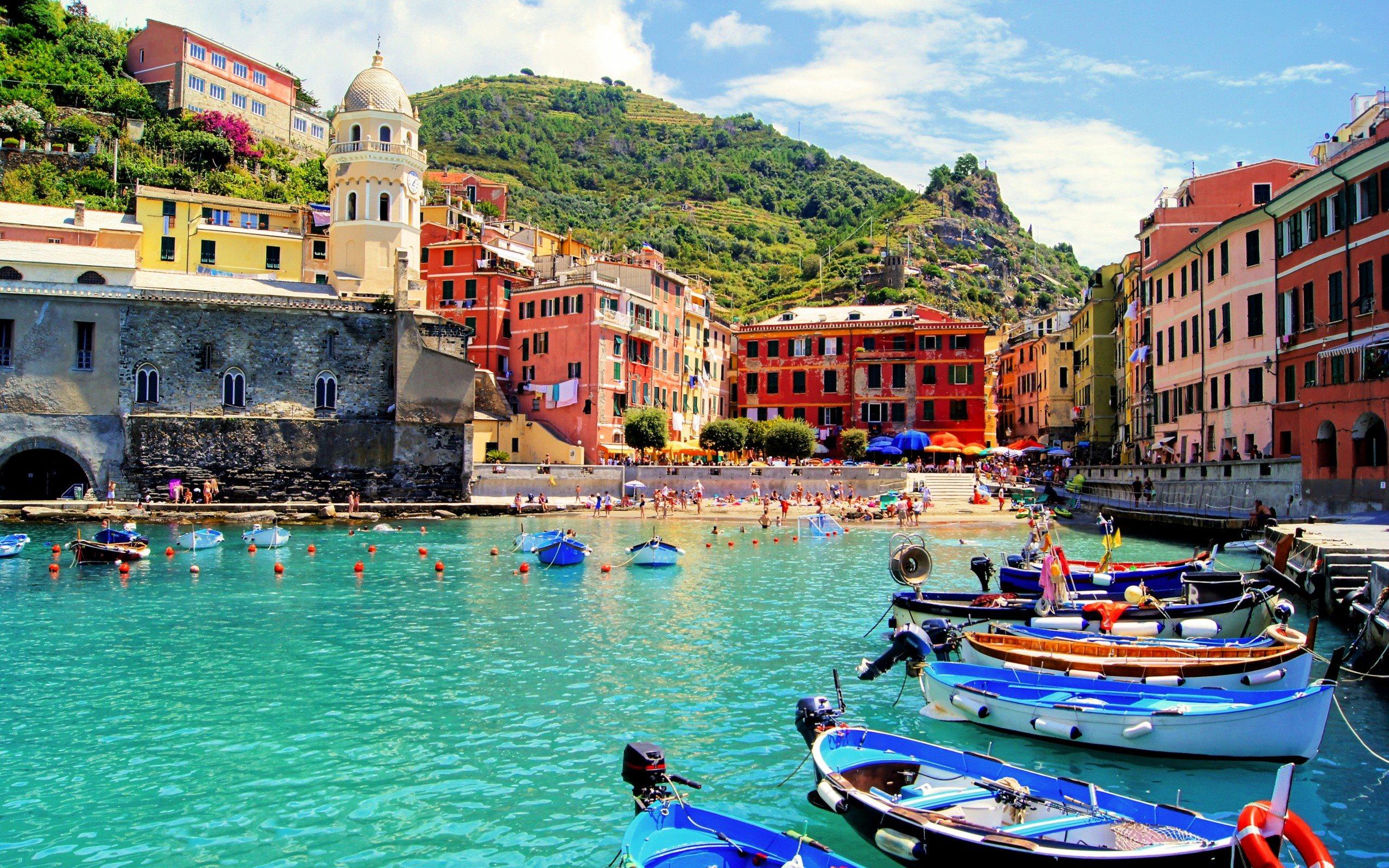 Vernazza, het schilderachtige plaatsje op de UNESCO Werelderfgoedlijst!